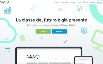 Aula01: la piattaforma per la Didattica Digitale Integrata